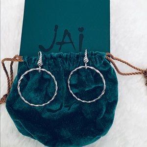 JAI John Hardy Sukhothai Front Facing Hoops